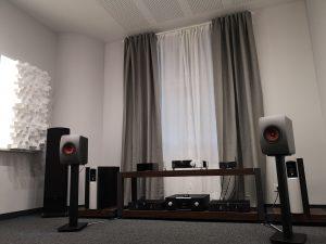 Sigma Audio Koncept Showroom